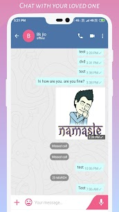 Indian Messenger Mod Apk- Indian Social Network-Indian Chat 8