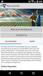 Rain and Hail Insurance- screenshot thumbnail