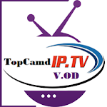TopCamd Iptv Icon