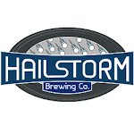 Logo for Hailstorm Brewing Company