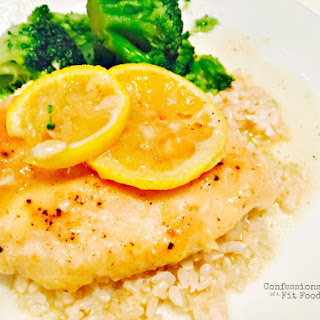 21 Day Fix Easy Lemon Chicken Recipe