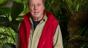 Harry Redknapp says I'm A Celebrity eating 'won't be a problem'