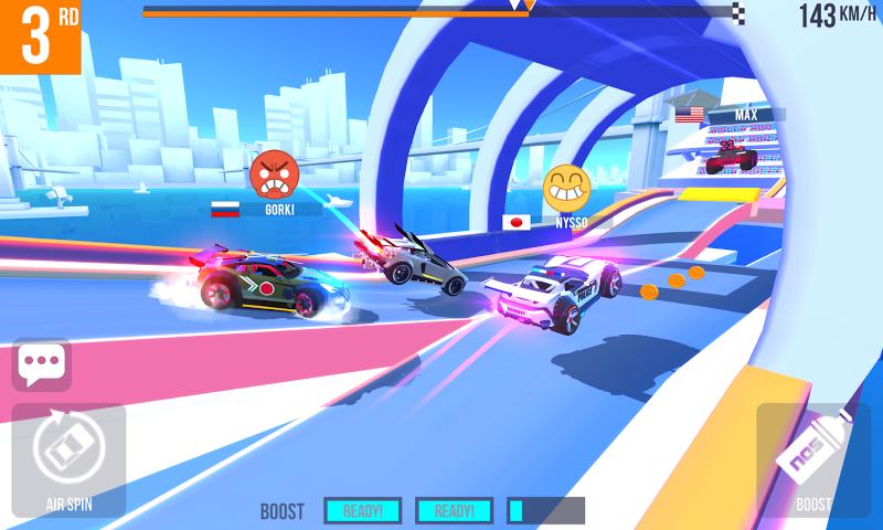SUP Multiplayer Racing Screenshot 6