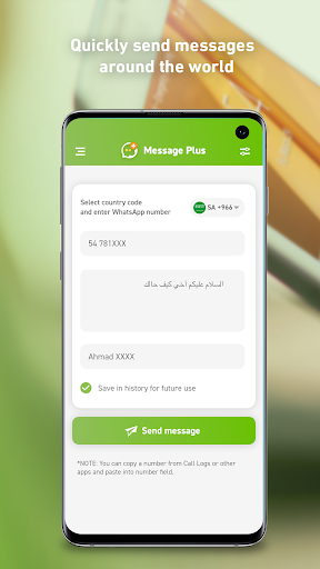 Message plus for Whatsapp screenshot 17