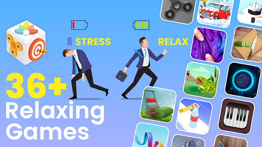 AntiStress, Relaxing, Anxiety & Stress Relief Game apkmr screenshots 9