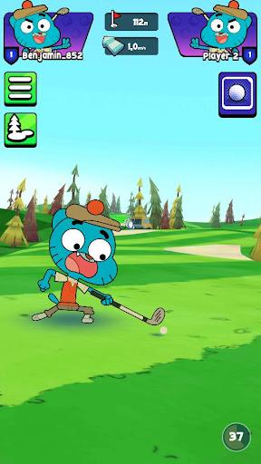 Cartoon Network Golf Stars 1.0.7 screenshots 4