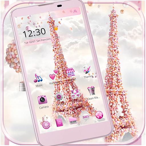 Eiffel Tower Paris Theme file APK Free for PC, smart TV Download