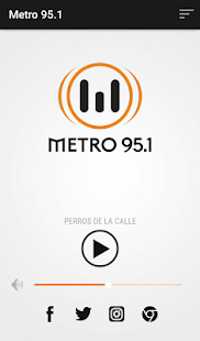 Metro 95.1 - Urban Sound- screenshot thumbnail