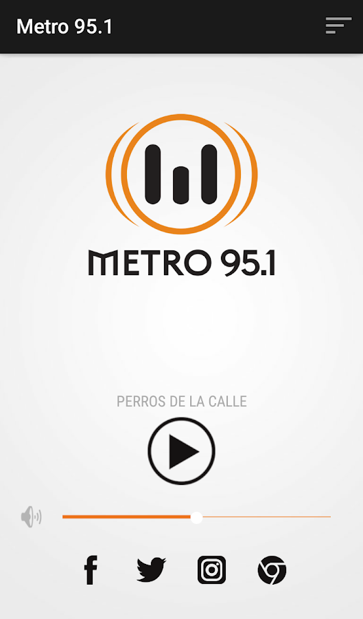 Metro 95.1 - Urban Sound- screenshot