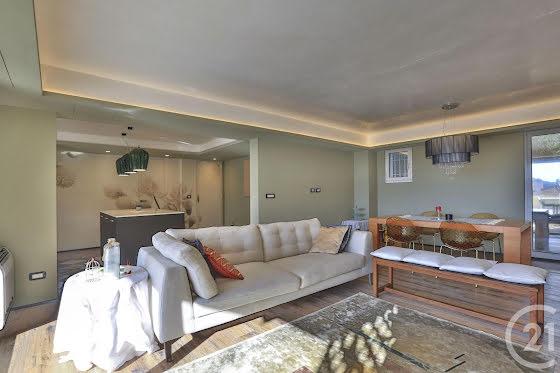 Vente appartement 5 pièces 132,26 m2