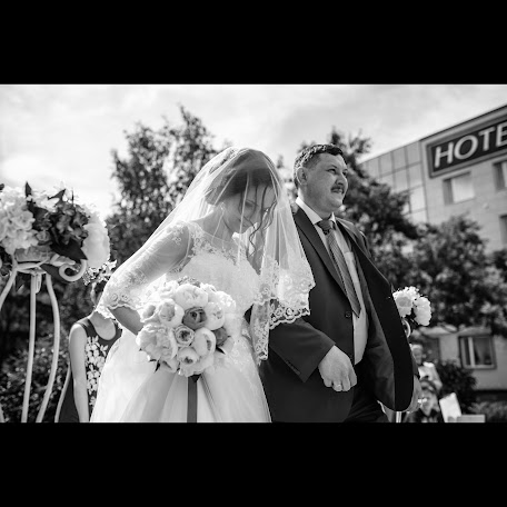 Wedding photographer Vitaliy Zybin (zybinvitaliy). Photo of 21.09.2017