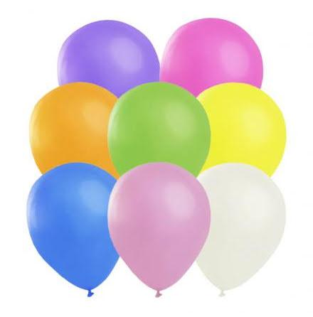 Ballonger, runda 10 st