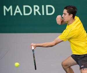 """Joran Vliegen: """"Besef nu pas hoe belangrijk tennis is voor mij"""""""
