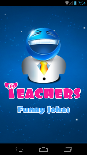 Teachers Funny Jokes
