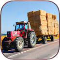 Animal & Hay Transport Tractor icon