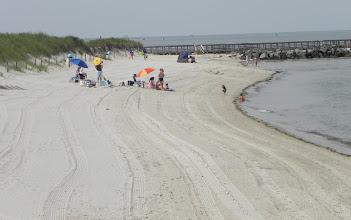 Photo: Cape Charles Beach