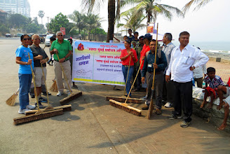 Photo: 2014 - Cleaning B J Road