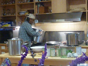 Photo: Murthy in CommonHouse Kitchen.jpg