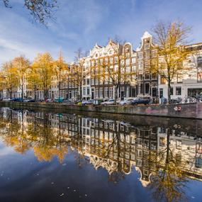 Keizersgracht  by Benjamin Arthur - City,  Street & Park  Historic Districts ( capital cities, holland, amsterdam photographer, dutch, nederlandse fotograaf )