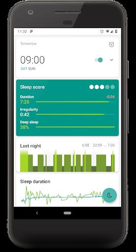 Sleep as Android: Sleep cycle tracker, smart alarm  screenshots 8