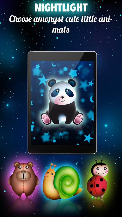 Baby Night Light - Android Apps on Google Play:Baby Night Light- screenshot,Lighting