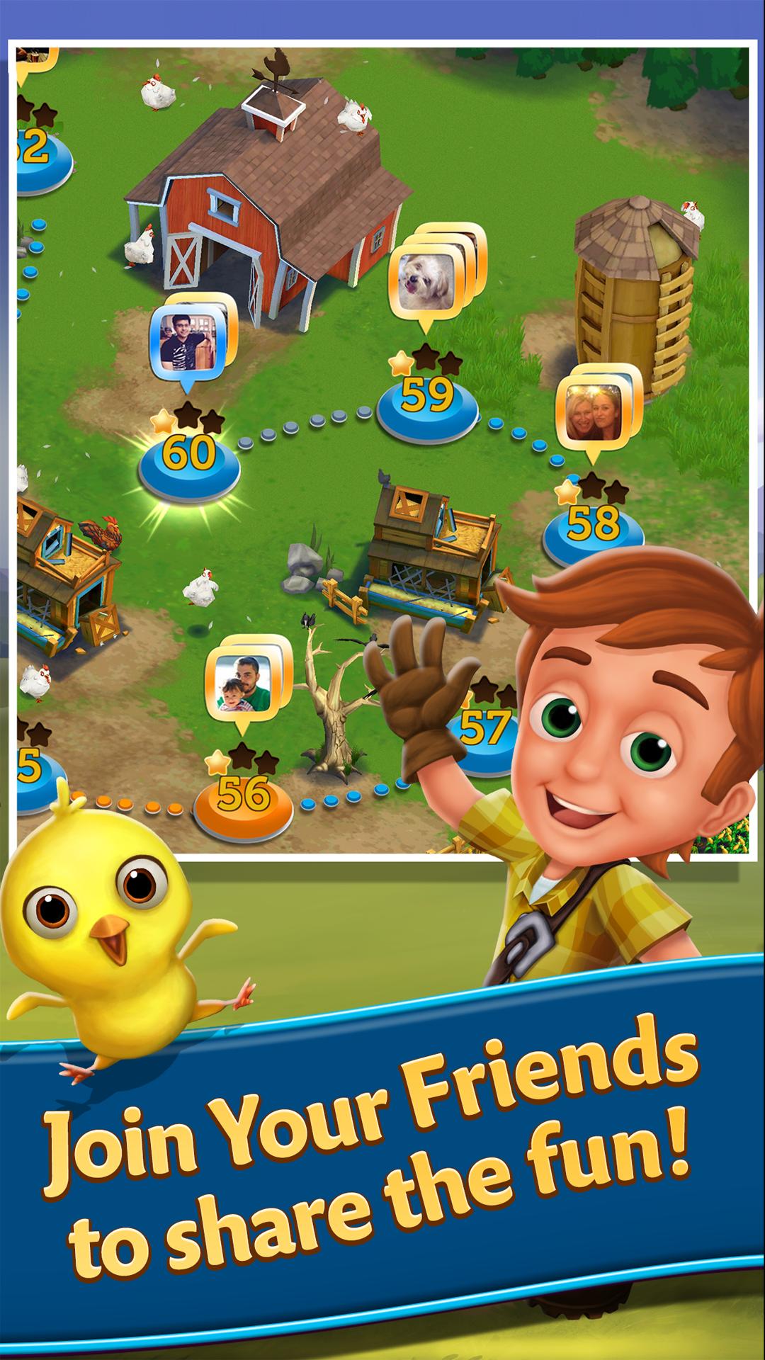 FarmVille: Harvest Swap screenshot #3