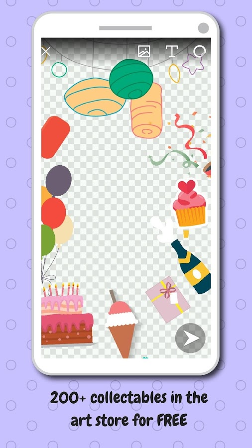 Swipestudio geofilter maker for snapchat android apps on google play for Free snapchat geofilter maker