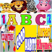 ABCD  Kids Rhymes