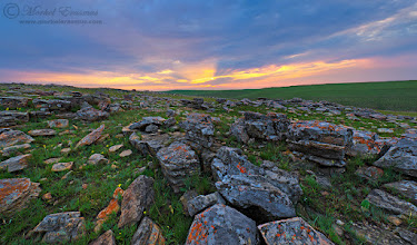 """Photo: """"Lichen those Colours"""" Rock Formations at sunset Highveld region, Mpumalanga Province, South Africa  It's been a while since I posted anything for Sunset Saturday, so here it is! A piece of eye candy from one afternoon around this time last year in the Belfast/Dullstroom area, South Africa.  During processing I could have gone for a BOOM! BANG! BLAM! oversaturated approach here, but preferred the subdued tones as it reminded me more of the actual colours I witnessed that night.  Photo taken with: Nikon D3s, Nikkor 14-24mm f2.8  www.morkelerasmus.com  This photo is Copyrighted © Morkel Erasmus Photography.  You may share this image as presented here under the Creative Commons Attribution-NonCommercial-NoDerivs 3.0 licence (CC BY-NC-ND 3.0) http://creativecommons.org/licenses/by-nc-nd/3.0/  Submission for: 1. #sunsetsaturday by +Dennis Hoffbuhr 2. #earthpatternsaturday (+Earth Pattern Saturday) by +Beat Gretler+Annette Gretler 3. #landscapephotography (+Landscape Photography) by +Margaret Tompkins+Ke Zeng+paul t beard+David Heath Williams+Carra Rileyetc. 4. #plusphotoextract by +Jarek Klimek 5. #paintography (+Paintography) by +Ray Bilcliff+Gail Beerman+Sherry McBriar 6. #allthingsgreen (+All Things Green) by +Cicely Robin Laing 7. #potd  #pod  #photooftheday  8. #hqsppromotion (+HQSPPromotion) by +Syuzanna Avetisyan+Marina Versaci+Rinus Bakkeretc. 9. #skysunday (+Sky Sunday - Photography Theme) by +Randy Scherkenbach+Patrick Scherkenbach  #landscape  #rock  #outcrop  #sunset  #nature  #SouthAfrica  #lichen  #lichenpoker  #colours  #pixelworld +PixelWorld+Drive South Africa+Getaway Magazine"""