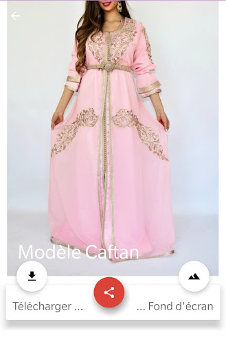 Modu00e8les Caftans 2.0.0 screenshots 3