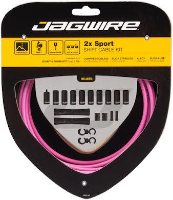 Jagwire 2x Sport Shift Cable Kit SRAM/Shimano alternate image 5