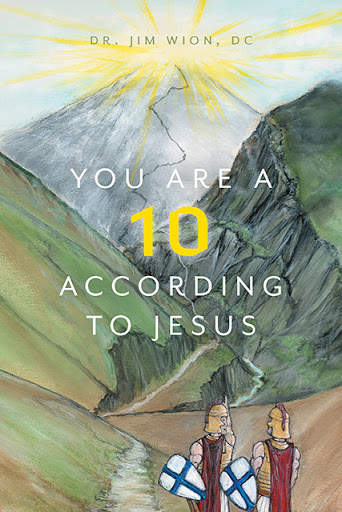 You Are a 10 According to Jesus cover