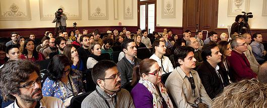 Photo: En el TEDxMurcia 16FEB13
