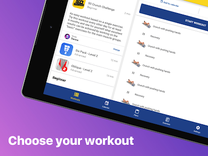 App Abs Workout - Daily Fitness APK for Windows Phone