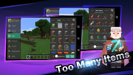 Master for Minecraft-Launcher screenshot 1