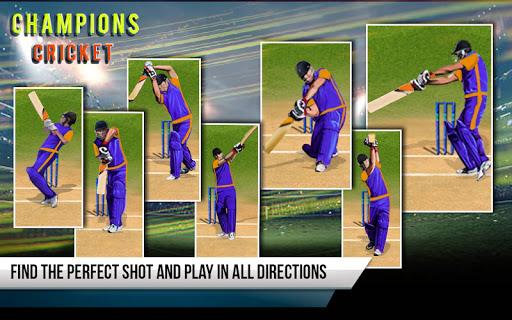 Champions Cricket 1.6.7 screenshots 4