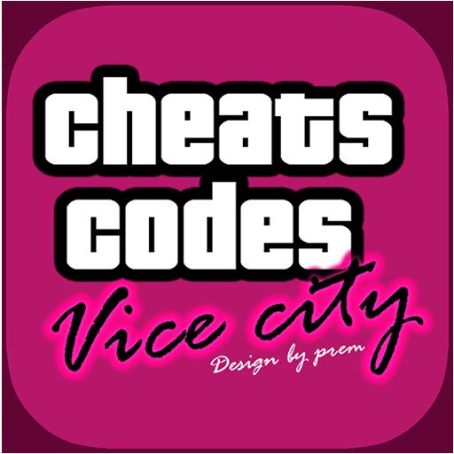 cheat code of gta vice city