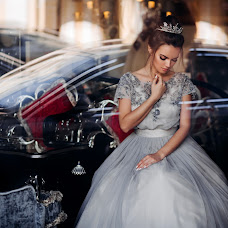 Wedding photographer Olga Nedosekina (OlyaNedosekina). Photo of 19.11.2018