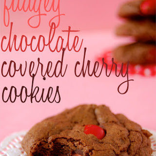 Chocolate Covered Cherry Cupcakes Recipe