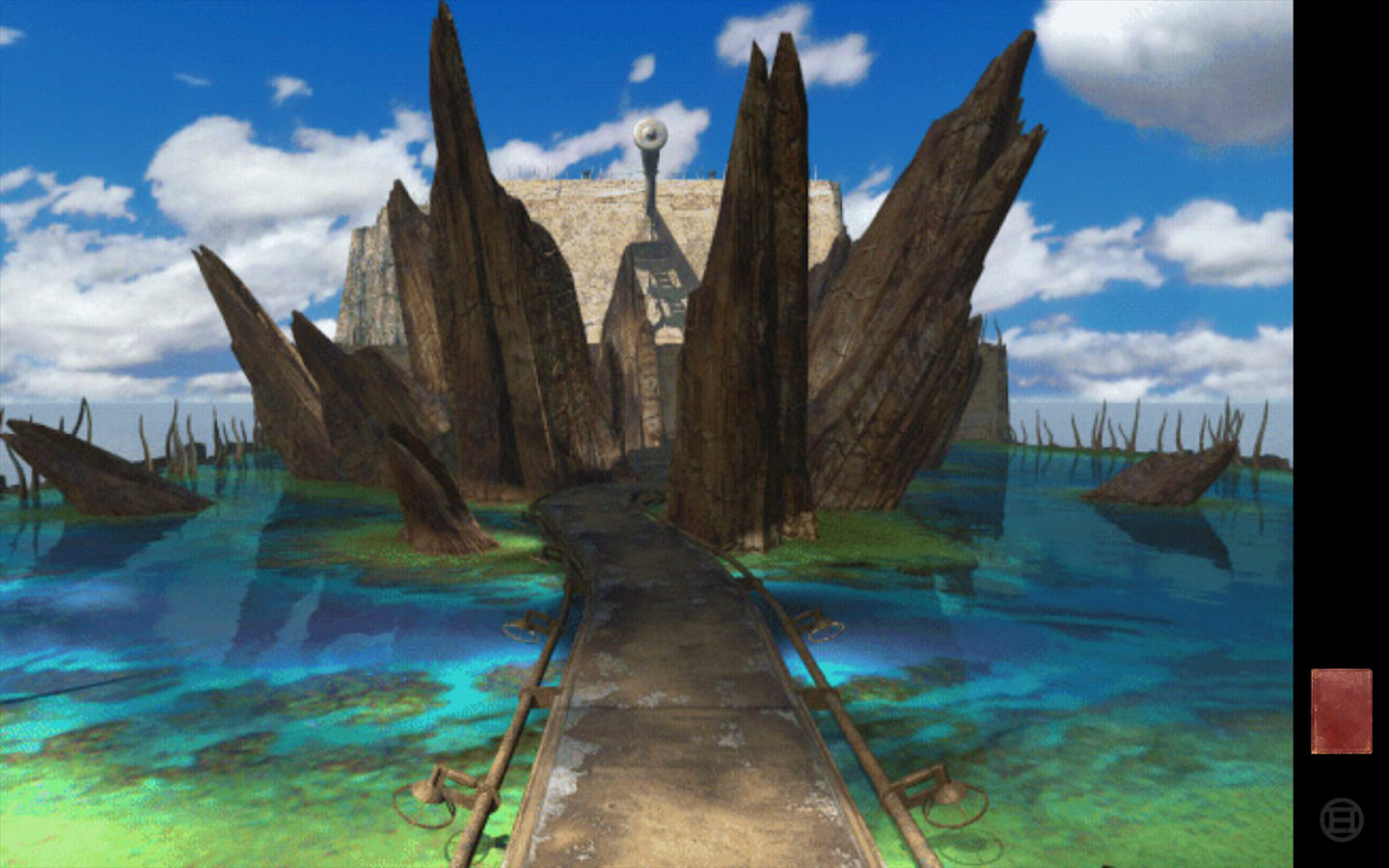 Riven: The Sequel to Myst- screenshot