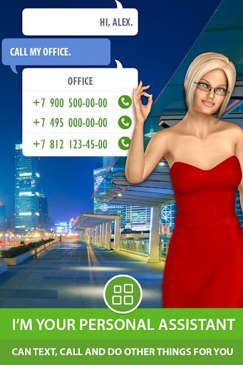 Pocket Blonde Cyber Girlfriend 2.1.80 screenshots 8