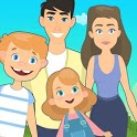 Vacation Family Picnic Adventure icon