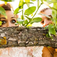 Wedding photographer Aleksandra Ryshkova (SashKeen). Photo of 02.10.2015