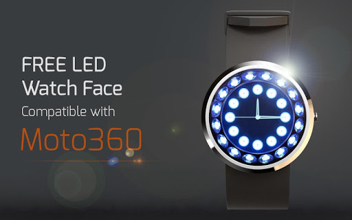 FREE LED Watch Face