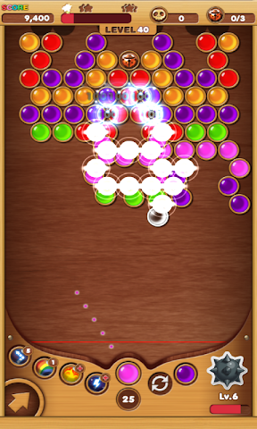 android Bubble Shooter King2 Screenshot 16