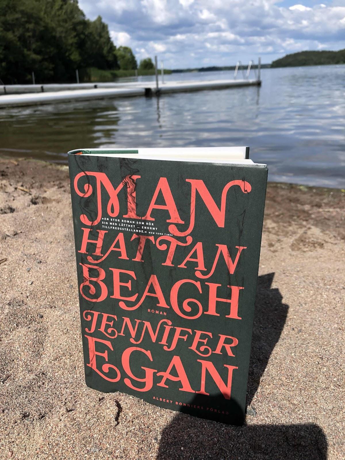 Boktokig Eva Boström: Manhattan Beach av Jennifer Eagan