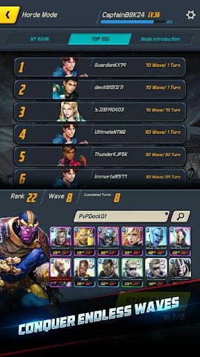 MARVEL Battle Lines 2.23.0 screenshots 3