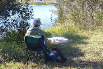 Photo: Diane /At Loxahatchee Wildlife Preserve 1-16-14