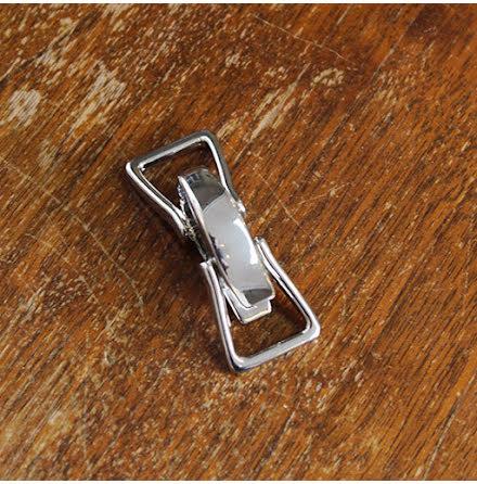 Klämspänne - silver