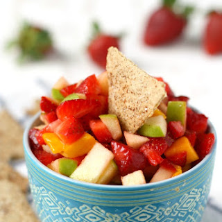 Fruit Salsa.